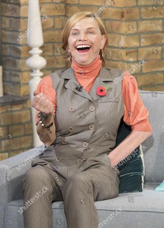 Editorial image of 'This Morning' TV Programme, London, Britain. - 06 Nov 2014