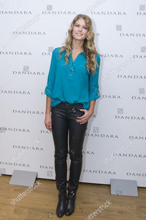 Editorial image of 'Dandara' collection photocall, Madrid, Spain - 05 Nov 2014