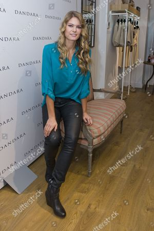 Editorial picture of 'Dandara' collection photocall, Madrid, Spain - 05 Nov 2014