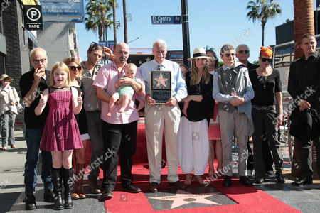 Dabney Coleman and Family