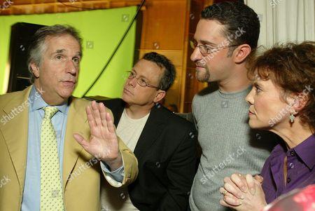 Henry Winkler, Willie Aames, Dustin Diamond and Erin Moran