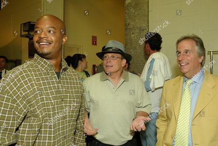 Todd Bridges, Willie Aames and Henry Winkler