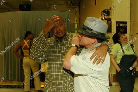 Todd Bridges and Willie Aames