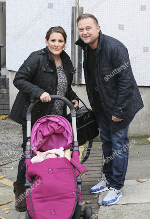 Sam Bailey, Craig Pearson and daughter Miley
