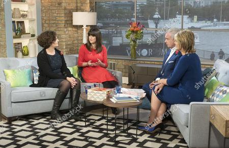 Editorial photo of 'This Morning' TV programme, London, Britain - 07 Nov 2014
