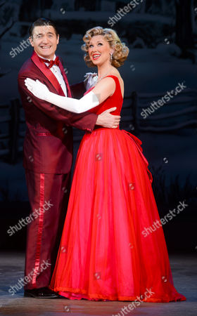 Tom Chambers and Louise Bowden
