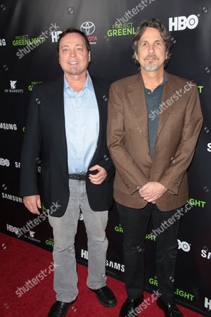 Bobby Farrelly and Peter Farrelly