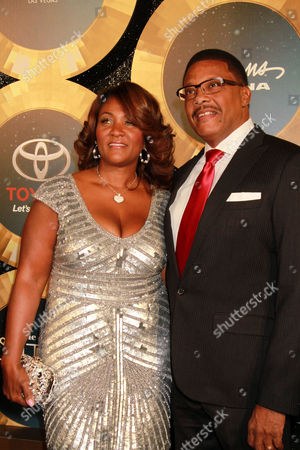 Linda Mathis and Judge Mathis