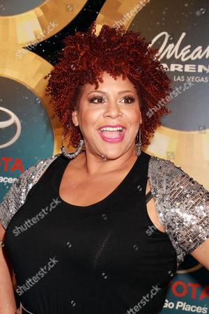 Editorial picture of BLACK Soul Train Awards, Las Vegas, America - 07 Nov 2014
