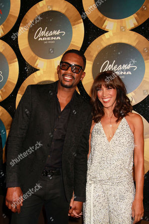 Bill Bellamy and Kristen Bellamy