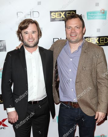 Stock Picture of Haley Joel Osment ; Isaac Feder