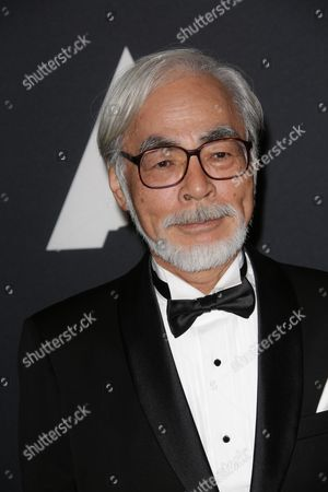 Editorial picture of Governors Awards, Los Angeles, America - 08 Nov 2014
