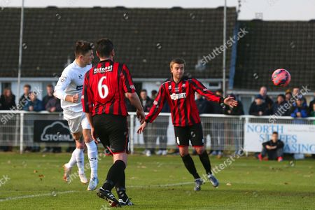 Editorial image of The FA Cup 2014/15 First Round Norton United v Gateshead Norton Cricket Club and Miners Welfare Institute, Stoke-on-Trent, United Kingdom - 9 Nov 2014