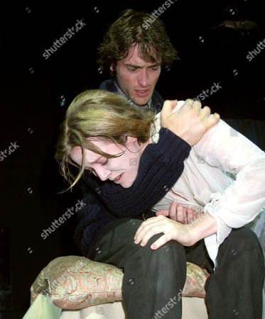 Alexandra Moen and Ed Stoppard