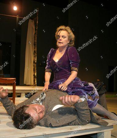 Sheila Gish and Philip Quast