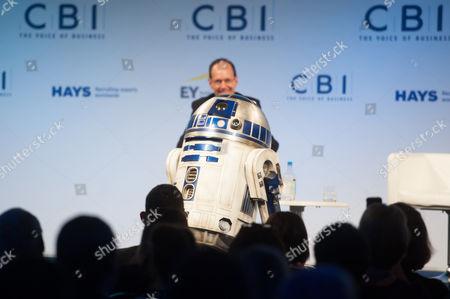 Editorial image of CBI Annual Conference, London, Britain - 10 Nov 2014