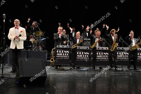 Editorial image of The Glenn Miller Orchestra, St Petersburg, Russia - 09 Nov 2014