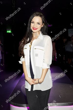 Editorial photo of Celebrities at the Mediaskin Gifting Lounge, The Stamp, London, Britain - 06 Nov 2014