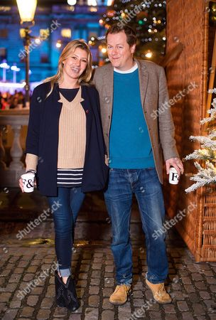 Sarah Parker Bowles and Tom Parker Bowles