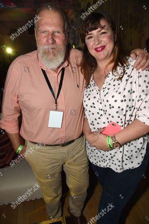 Tony Smith and Madeline Smith
