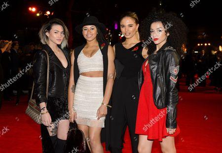 Asami Zdrenka, Amira McCarthy, Jess Plummer and Shereen Cutkelvin - Neon Jungle