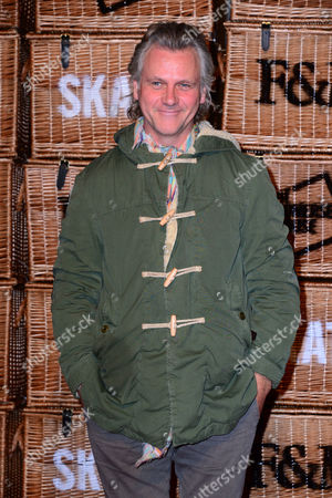 Editorial picture of Fortnum & Mason Ice Skating event at Somerset House, London, Britain - 10 Nov 2014