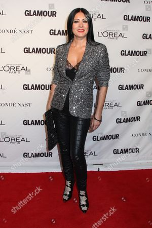 Editorial photo of Glamour Women of the Year Awards, New York, America - 10 Nov 2014