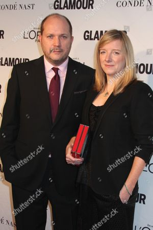 David Burton and Sarah Burton