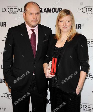Sarah Burton, David Burton