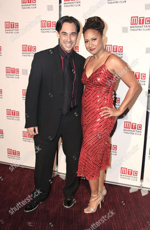 Stock Image of Ryan Duncan, Tracie Thoms