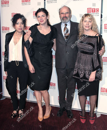 Editorial picture of Manhattan Theatre Club's Fall Benefit, New York, America - 10 Nov 2014