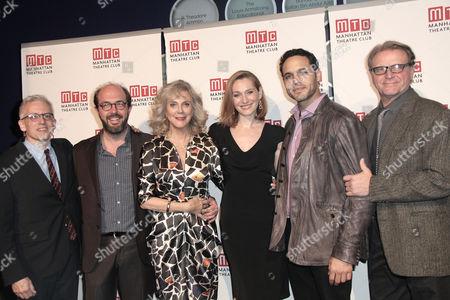 Donald Margulies, Eric Lange, Blythe Danner, Kate Jennings Grant