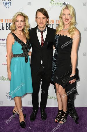 Kim Campbell, Cal Campbell, Ashley Campbell