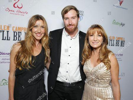 Katherine Flynn, Sean Flynn, Jane Seymour