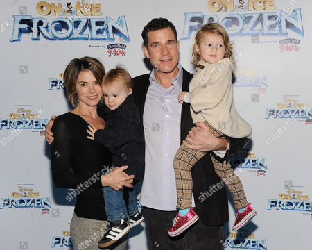Dylan Walsh and Family