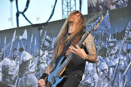 Amon Amarth - Ted Lundstrom