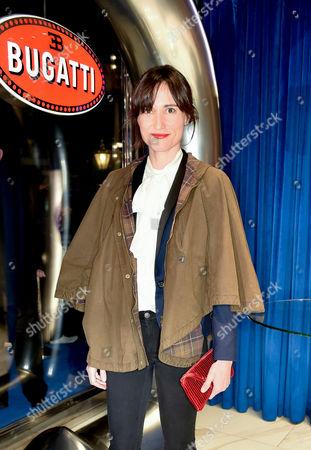 Editorial photo of Bugatti Lifestyle Collections Boutique, London, Britain - 12 Nov 2014