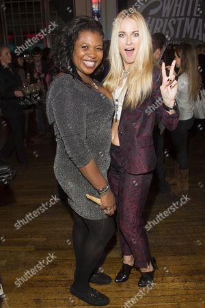 Brenda Edwrads and Krystal Roxx