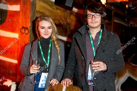 Editorial picture of Macmillan Cancer Support Wonderland party, London, Britain - 12 Nov 2014