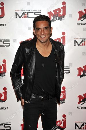 Stock Image of French house music artist and music remixer, Antoine Clamaran