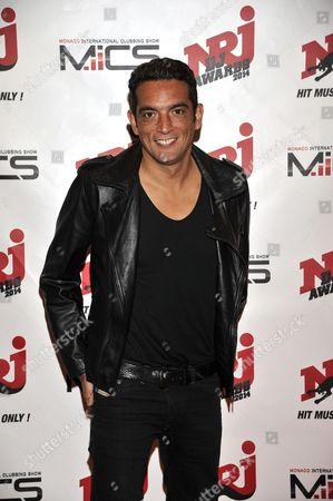 Stock Photo of French house music artist and music remixer, Antoine Clamaran