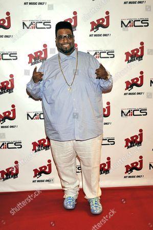 American singer-songwriter, DJ, and rapper, Big Ali