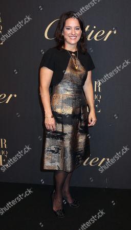 Mercedes Abramo, President and CEO