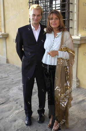GISELA GETTY AND GREGORY PRUSS
