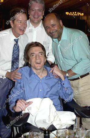 John Paul Getty III AND HIS FRIENDS