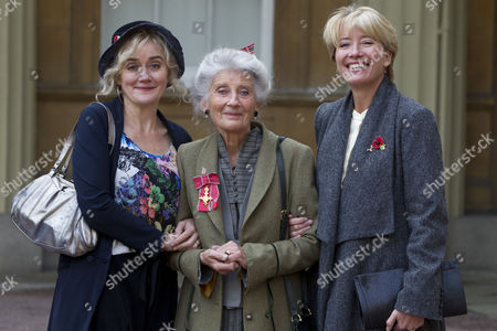 Editorial picture of Investitures at Buckingham Palace, London, Britain - 11 Nov 2014