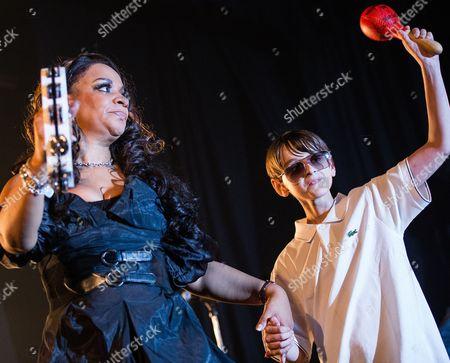 Rowetta Idah and Chico Ryder