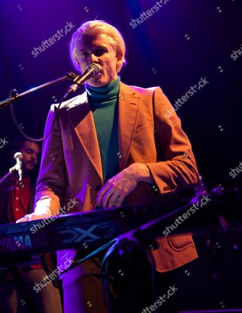 Editorial photo of Meanwhile in concert at the O2 Shepherds Bush Empire, London, Britain - 12 Nov 2014
