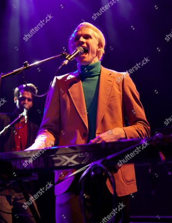 Editorial picture of Meanwhile in concert at the O2 Shepherds Bush Empire, London, Britain - 12 Nov 2014