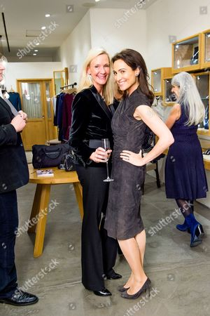 Editorial photo of Launch of SAQQARA Jewels at Brown's, London, Britain - 06 Nov 2014